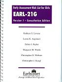 Early Assessment Risk List for Girls (EARL-21G), Version 1 - Consultation Edition